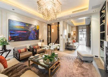 Thumbnail 5 bed town house for sale in Ebury Street, Belgravia