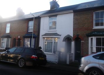 Thumbnail 2 bedroom terraced house to rent in Sydenham Street, Whitstable