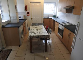 Thumbnail 5 bed shared accommodation to rent in Alexandra Terrace, Brynmill, Swansea