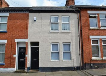 Thumbnail 2 bed terraced house for sale in Cowper Terrace, Kingsley, Northampton