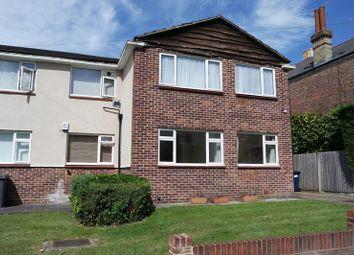 Thumbnail 1 bedroom maisonette for sale in Hadley Road, New Barnet, Barnet