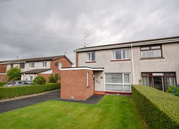 Thumbnail 3 bedroom semi-detached house for sale in 17 Desmond Avenue, Lurgan