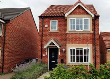 Thumbnail 3 bed detached house for sale in Risholme Way, Princess Royal Park, Hull, East Riding Of Yorkshire