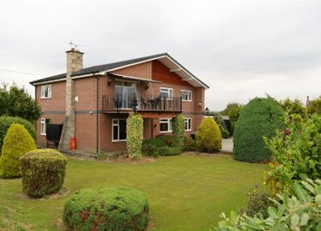 Thumbnail 4 bed detached house for sale in Melverley Road, Pentre, Shrewsbury