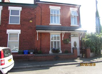 Thumbnail 4 bed end terrace house to rent in Alexandra Road, Denton