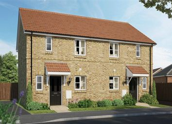 Thumbnail 2 bed semi-detached house for sale in The Charlton, Meadow Croft, Houghton Conquest, Bedford