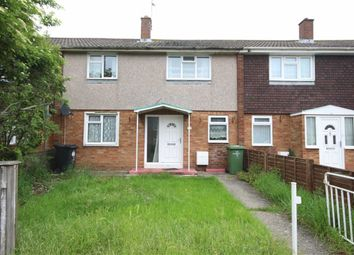 Thumbnail 3 bedroom terraced house for sale in Raleigh Avenue, Walcot, Swindon