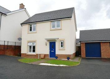 Thumbnail 3 bed detached house for sale in Bryn Celyn, Llanharry