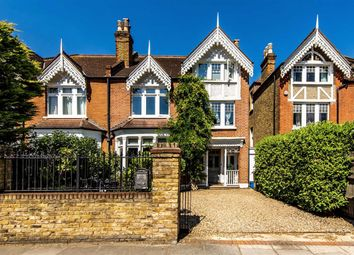 Thumbnail 5 bed semi-detached house for sale in Waldegrave Road, Twickenham