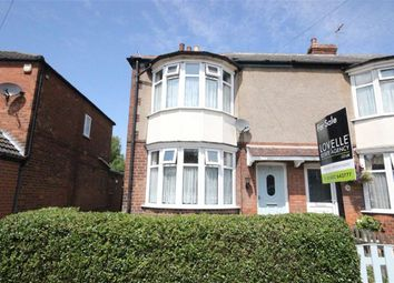 Thumbnail 2 bed property for sale in Bethune Avenue, Hull, East Riding Of Yorkshire