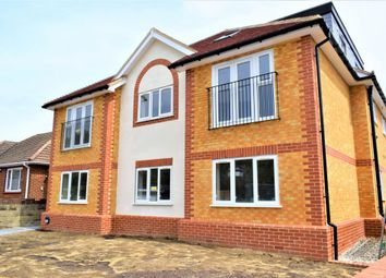 Thumbnail 2 bed flat for sale in Rochester Road, Gravesend