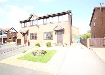 Thumbnail 3 bed semi-detached house to rent in Merton Street, Meir Hay, Stoke-On-Trent