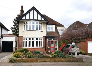 Thumbnail 4 bed detached house for sale in St. Fabians Drive, Chelmsford