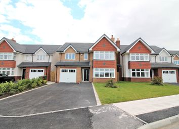 Thumbnail 4 bedroom detached house for sale in Bleak House Close, Netherton
