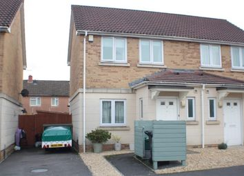 Thumbnail 2 bed semi-detached house for sale in Pottery Farm Close, Hartcliffe, Bristol