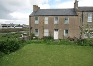 Thumbnail 3 bed semi-detached house for sale in 1 Bridgend, Thurso, Caithness