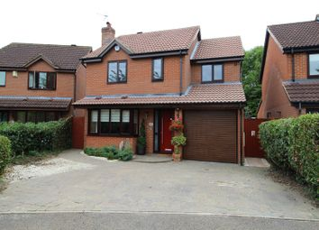 Thumbnail 4 bed detached house for sale in Mendelssohn Grove, Browns Wood