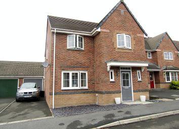 Thumbnail 4 bed detached house for sale in Bryn Uchaf, Bryn, Llanelli, Carmarthenshire.