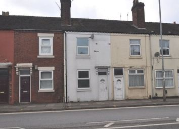 Thumbnail 2 bed terraced house for sale in Victoria Road, Stoke-On-Trent