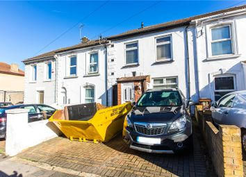 Thumbnail 4 bed terraced house for sale in Nelson Road, Gillingham, Kent