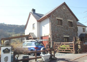 Thumbnail 3 bed semi-detached house for sale in Main Road, Clydach North, Abergavenny
