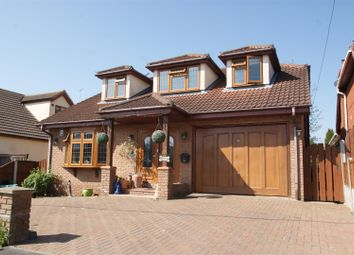 Thumbnail 4 bed property for sale in Belchamps Way, Hockley