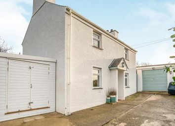 Thumbnail 3 bed detached house for sale in Caernarfon Road, Pwllheli, Gwynedd, .