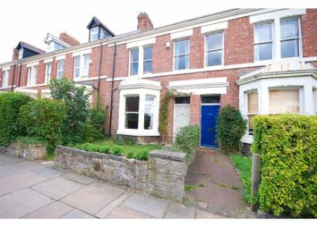 Thumbnail 4 bed terraced house for sale in Manor House Road, Jesmond, Newcastle Upon Tyne