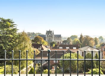 Thumbnail 4 bed terraced house for sale in Southgate Street, Winchester, Hampshire