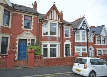 Thumbnail 3 bed terraced house to rent in Refurbished House, Somerset Road, Newport