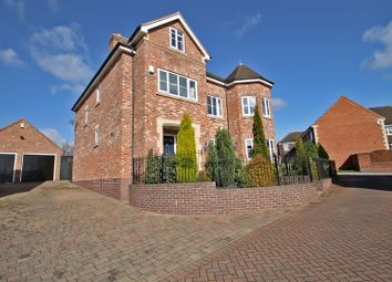 Thumbnail 6 bed detached house for sale in Clementine Drive, Mapperley, Nottingham