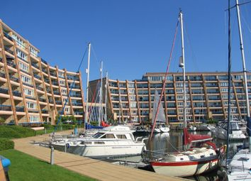 Thumbnail 3 bed flat for sale in Oyster Quay, Port Solent