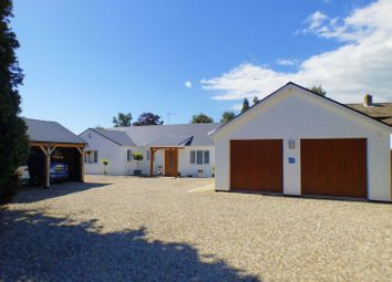 Thumbnail 3 bedroom detached bungalow for sale in Blundeston Road, Corton, Lowestoft