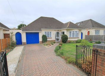 Thumbnail 2 bed detached bungalow for sale in Forest Way, Highcliffe, Christchurch, Dorset