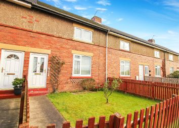 1 bed terraced house for sale in Oak Grove, Forest Hall, Newcastle Upon Tyne NE12