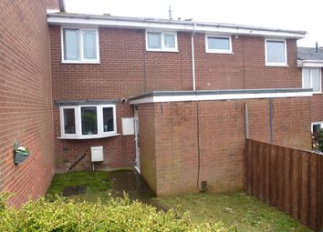 Thumbnail 3 bed terraced house for sale in Erskine Crescent, Sheffield