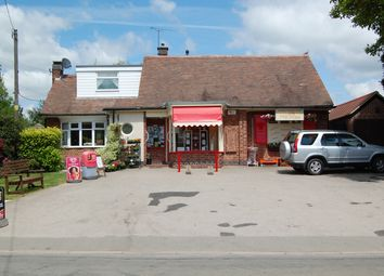 Thumbnail Retail premises for sale in Main Street, Long Whatton