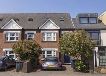 Thumbnail 3 bed terraced house to rent in Acton Lane, London
