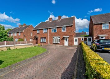 Thumbnail 3 bedroom semi-detached house for sale in Hilton Lane, Great Wyrley, Walsall