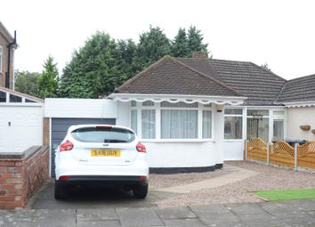 Thumbnail 3 bed semi-detached bungalow for sale in Teesdale Avenue, Castle Bromwich, Birmingham