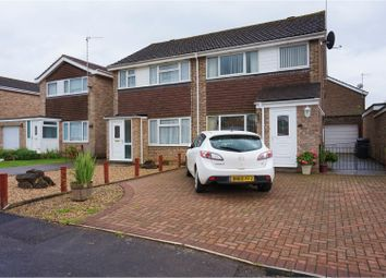 Thumbnail 3 bed semi-detached house for sale in Heron Close, Calne