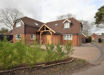 Thumbnail 4 bed detached house for sale in Mariners Drive, Farnborough