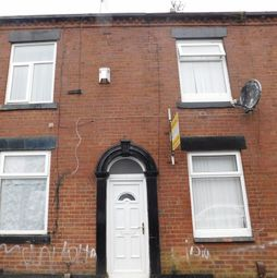 Thumbnail 2 bed terraced house for sale in Salford Street, Oldham