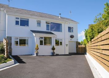 Thumbnail 4 bed link-detached house for sale in Tan Y Gaer, Abersoch, Gwynedd