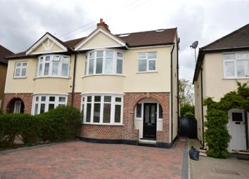 Thumbnail 4 bed property for sale in Vale Road, Worcester Park