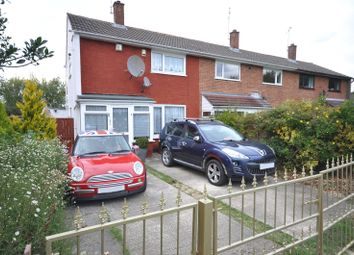 Thumbnail 2 bedroom end terrace house for sale in Queens Drive, Swindon, Wiltshire