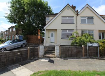 Thumbnail 3 bed semi-detached house for sale in Swingate Lane, Plumstead