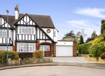 Thumbnail 4 bed semi-detached house for sale in Carshalton, Surrey, .