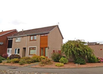 Thumbnail 2 bed end terrace house for sale in St. Bunyans Place, Leuchars, St. Andrews