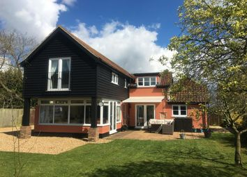 Thumbnail 4 bed property to rent in Eye Road, Brome, Suffolk